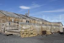 Scott's Hut, Cape Evans, Ross Island, Antartktis