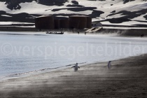 Deception Island, Antarktische Halbinsel