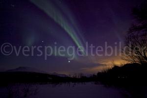 Polarlichter bei Tromsø,