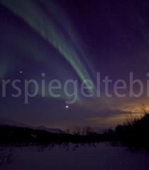 Polarlichter bei Tromsø