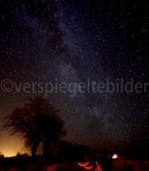 Milchstrasse über der Atacama Wüste, San Pedro de Atacama, Chile
