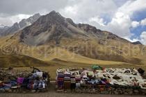 La Raya-Pass, Peru