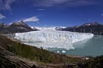 Blick auf den Perito Moreno-Gletscher