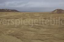 Wüstenlandschaft im Reserva Nacional de Paracas, Peru