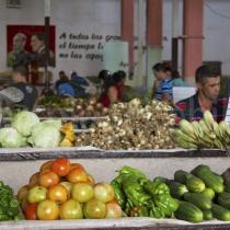 Markt in Cienfuegos auf Kuba