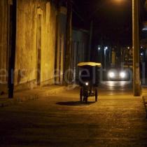 Abendstimmung in Trinidad auf Kuba