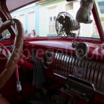Taxi-Oldtimer in Trinidad auf Kuba