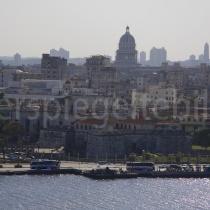 Blick auf Havanna auf Kuba