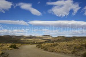 Landschaft bei Bariloche in Patagonien