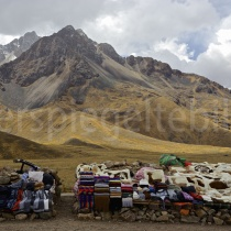 La Raya-Pass in Peru