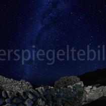 Milchstrasse fotografiert von Uyuni