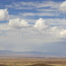 Landschaft vor La Paz, Bolivien