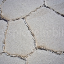 Salzkruste auf dem Salzsee Uyuni