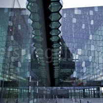 Konzerthaus Harpa in Reykjavík