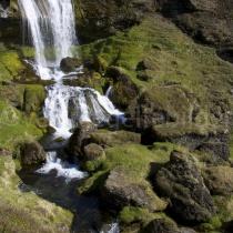 Fasserfall bei Borgarnes, Island