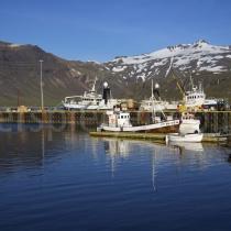 Hafen von Grundarfjörður