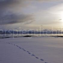 Landschaft bei Tromsø