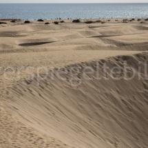Dünen von Maspalomas auf Gran Canaria